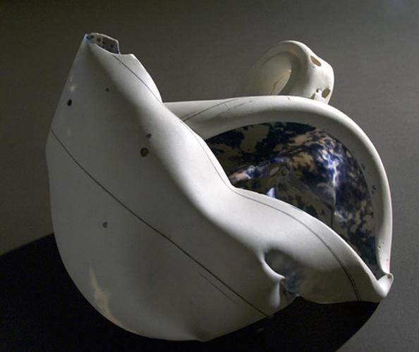 I Don\'t Know, 2006, porcelain
