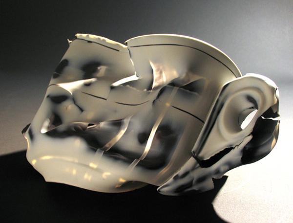 Tranquil, 2006, porcelain