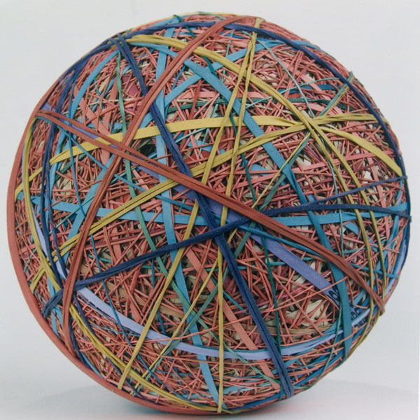 rubberband ball 5