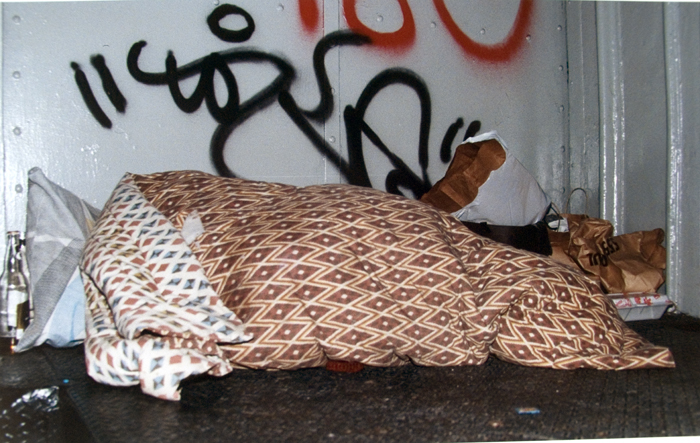 sleeping homeless 15